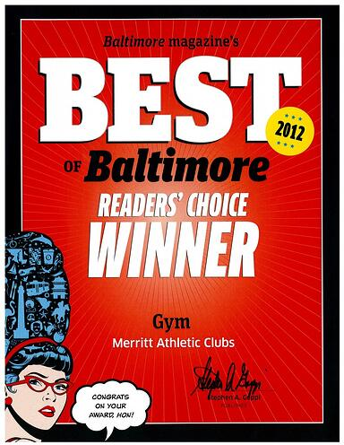 Best Gym in Baltimore