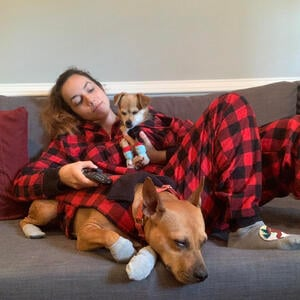 fall fashion pajamas